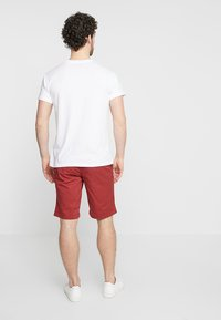 Selected Homme - SLHSTRAIGHT PARIS - Shorts - brick red - 2