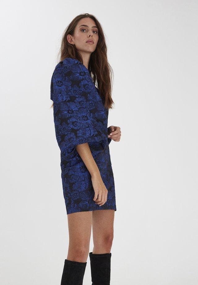 Vapaa-ajan mekko - clematis blue