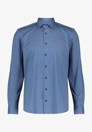 LEVEL JERSEY HEMD - Shirt - blau