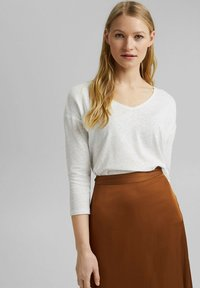 Esprit - Long sleeved top - off white - 3