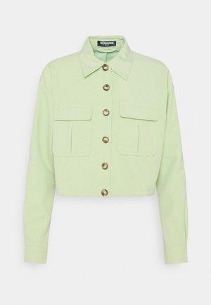 JESSIE SHACKET - Summer jacket - green