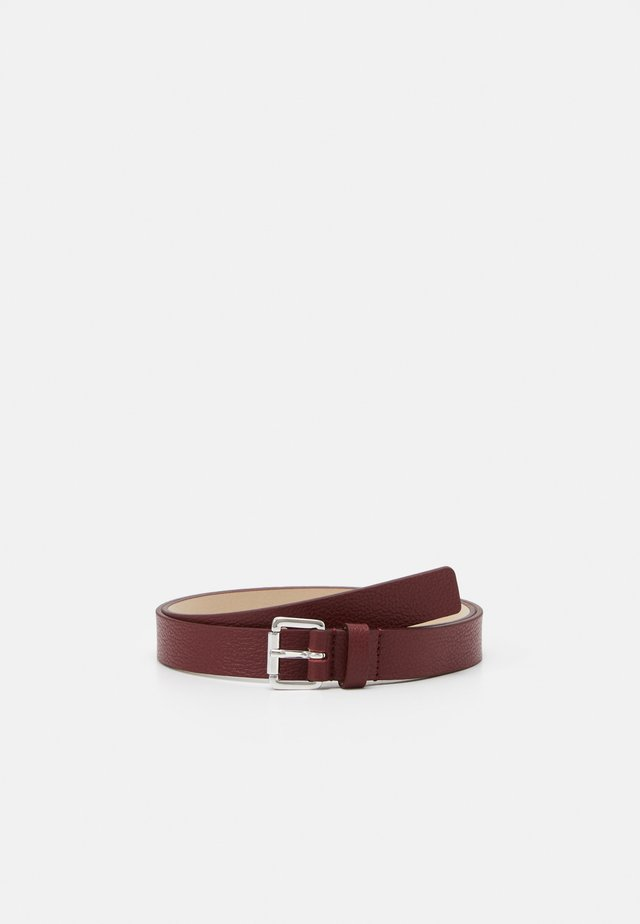 MAYFAIR - Ceinture - dark red