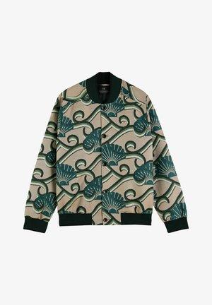 Bomber Jacket - green