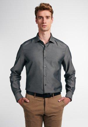 SLIM FIT - Formal shirt - grau