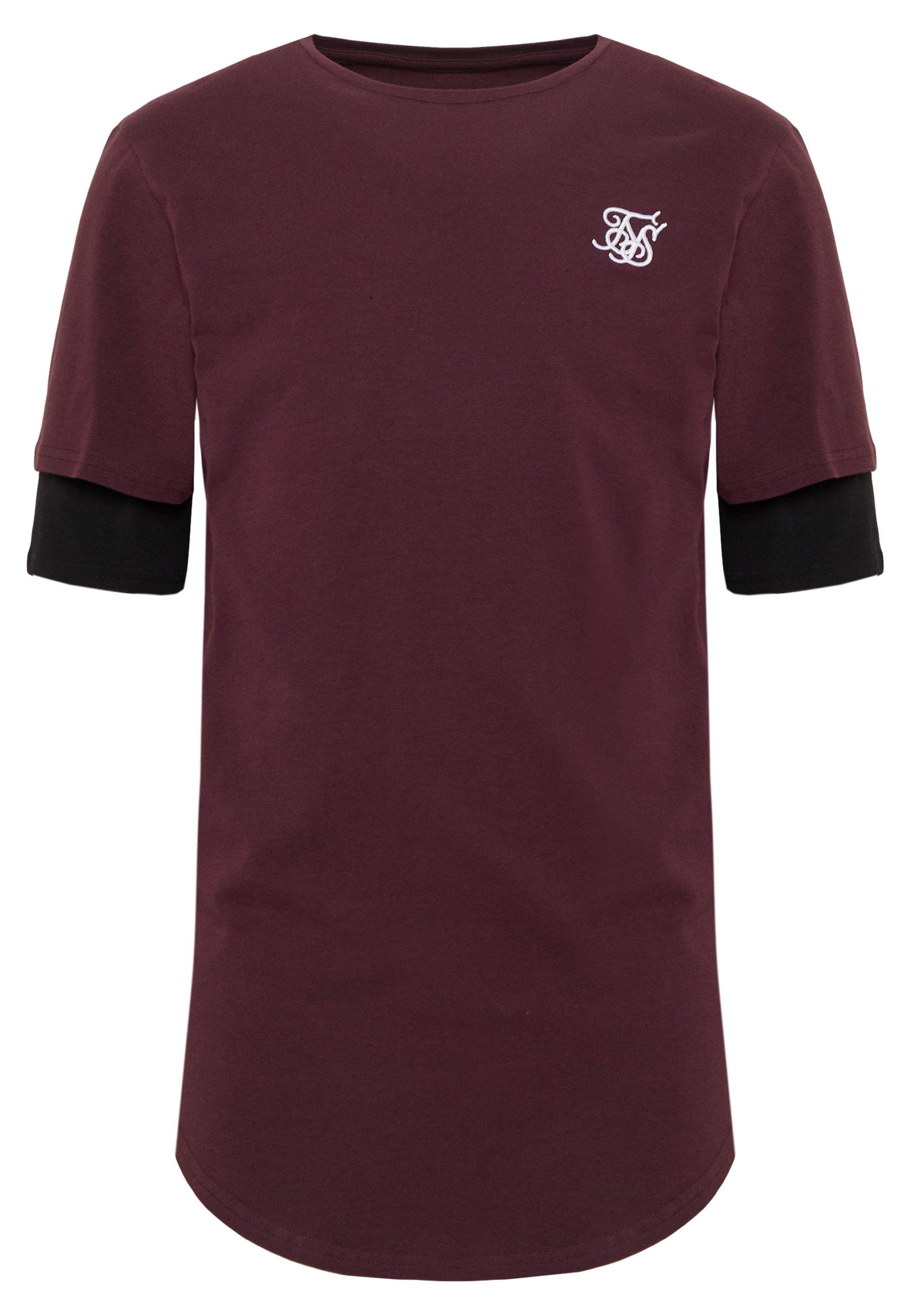 SIKSILK SHORT SLEEVE GYM TEE T shirts black Zalando.no