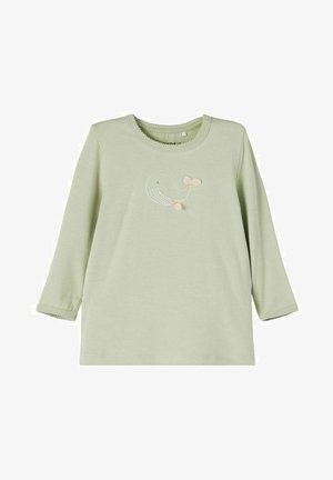 WALMOTIV - Long sleeved top - desert sage