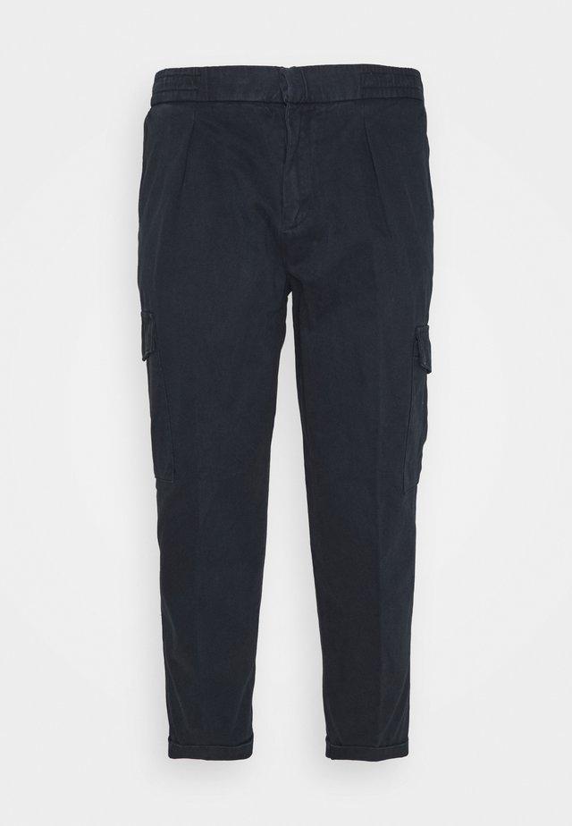 USJASPER CARGO PANTS - Pantalon cargo - navy