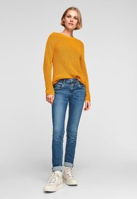 QS by s.Oliver - Jumper - yellow - 1