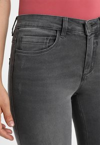 ONLY - ONLROYAL - Jeans Skinny Fit - dark grey denim - 3