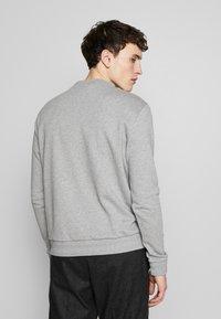 Filippa K - ISAAC - Sweatshirt - grey melange - 2