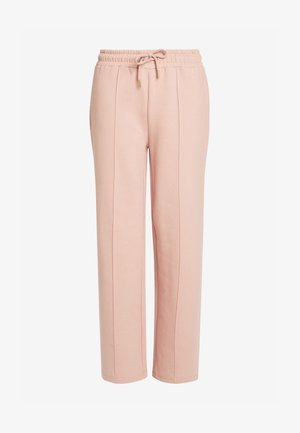 TAPERED - Tracksuit bottoms - taupe