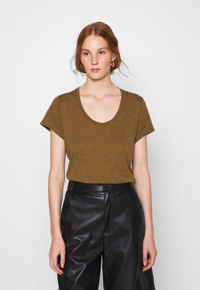JACKSONVILLE - T-shirt basique - asperge
