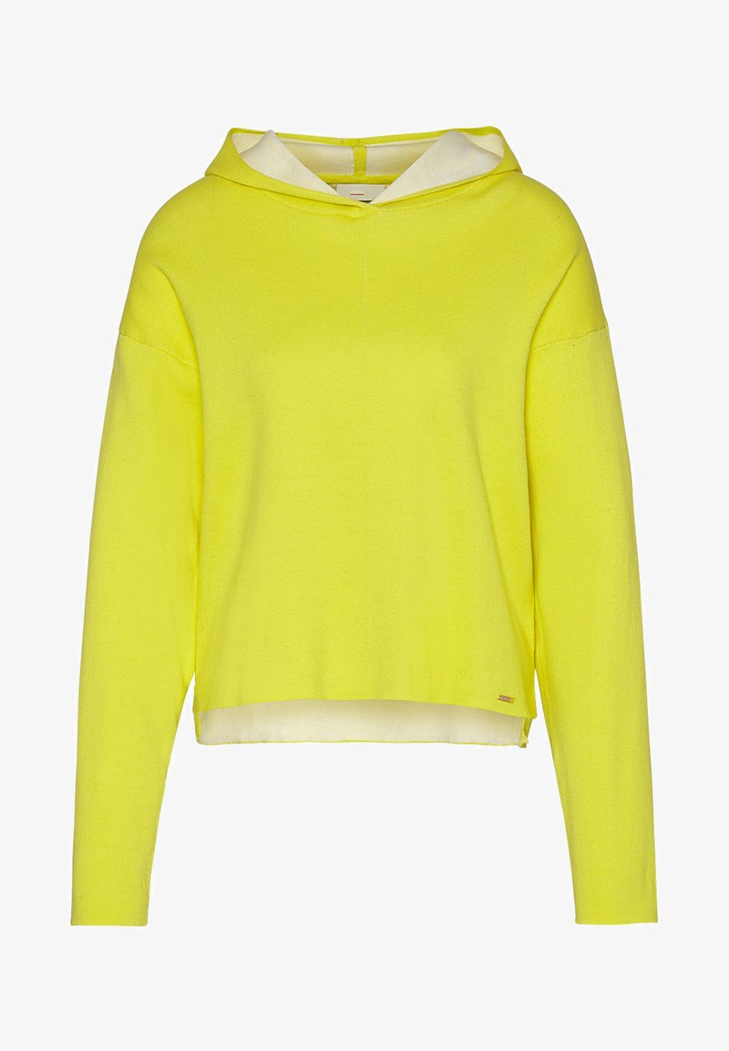 Cinque - Hoodie - yellow