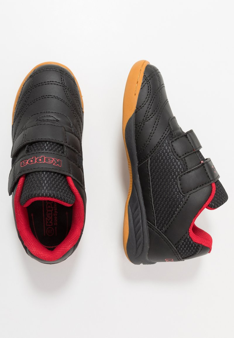 Kappa - KICKOFF - Sportschoenen - black/red