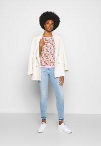 Opus - EVITA - Slim fit jeans - fresh blue - 1