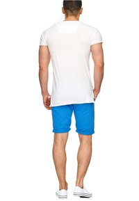 INDICODE JEANS - CASUAL FIT - Shorts - lightblue - 1
