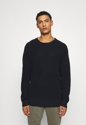 KNUT  - Jumper - navy blue