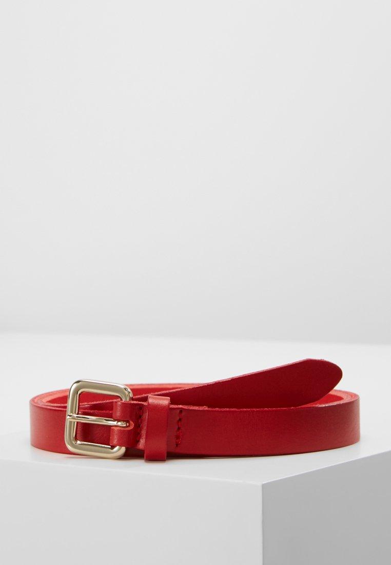 Vanzetti - Belt - red
