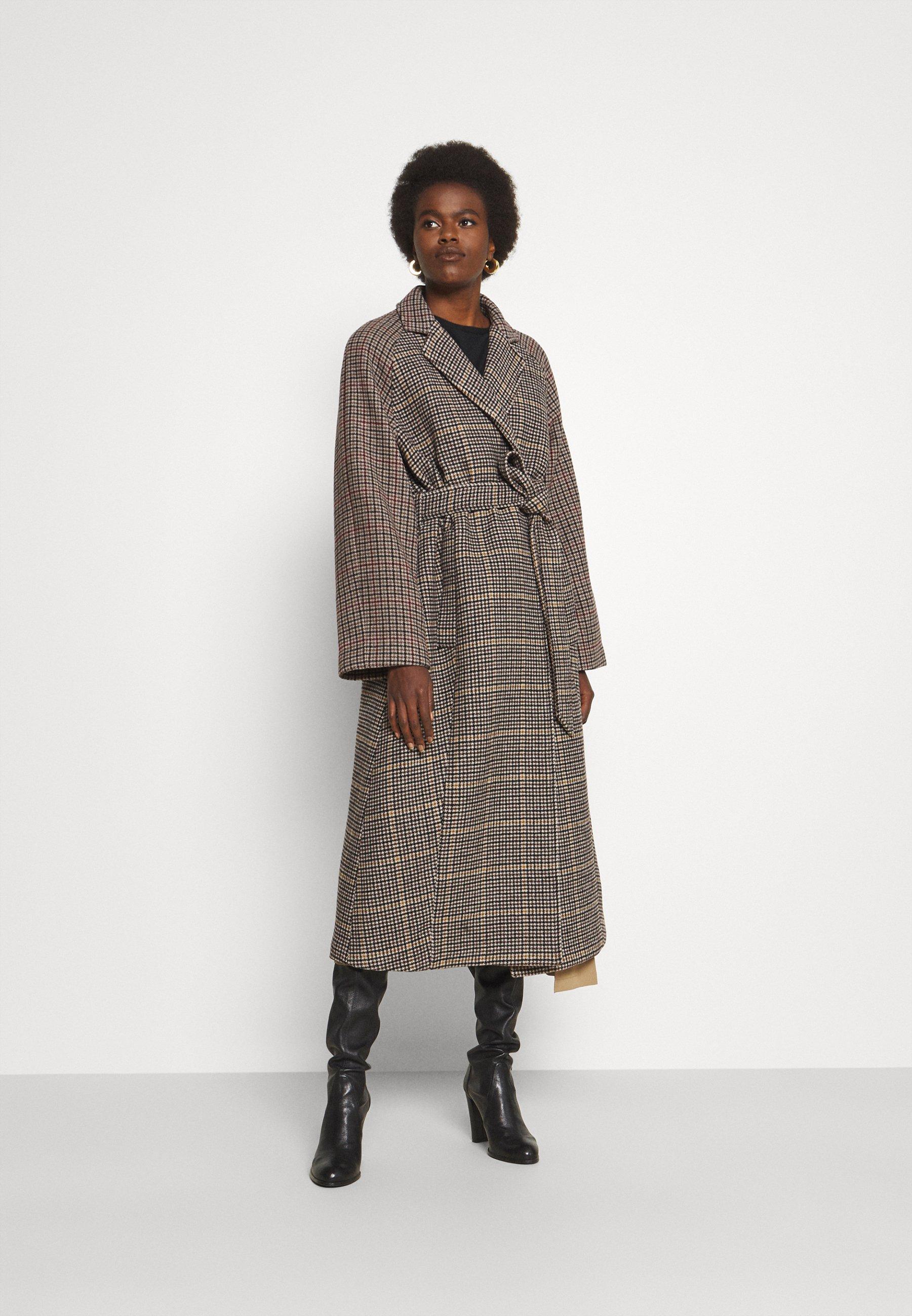 Women COAT FANTASY CLOTH - Classic coat