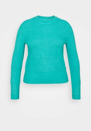 SPONGEY  - Jumper - turquoise