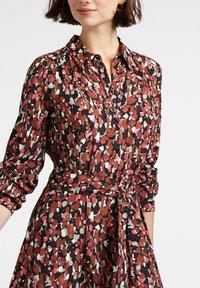 Sandwich - Shirt dress - braun - 2