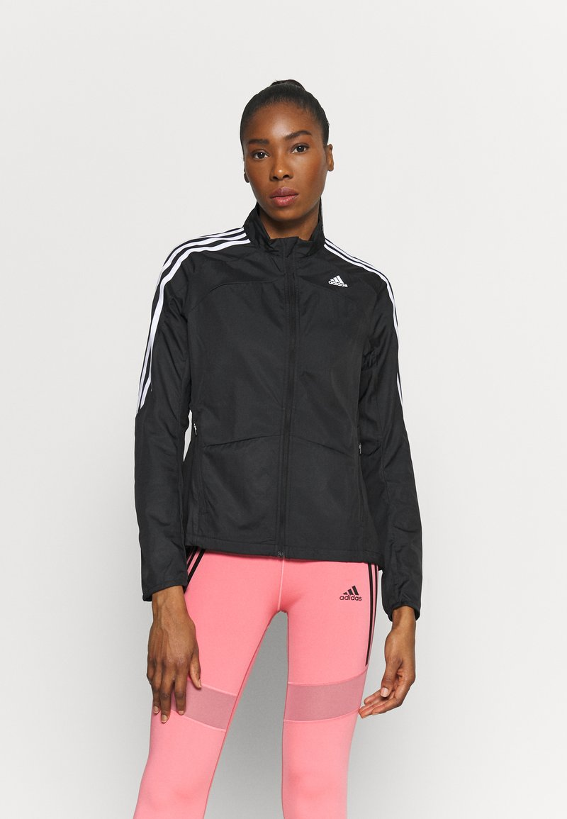 adidas Performance - MARATHON  - Sports jacket - black