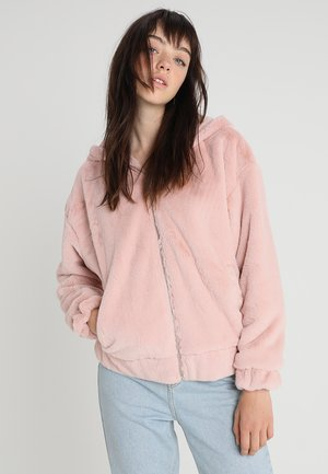 LADIES - Bomber Jacket - rose