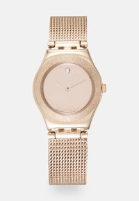 Swatch - LUMINESCENT - Hodinky - rosegold-coloured - 0