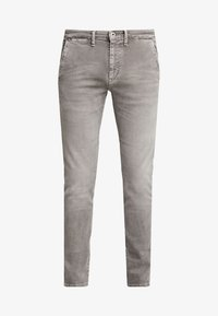 Pepe Jeans - JAMES - Jeansy Slim Fit - grey - 4