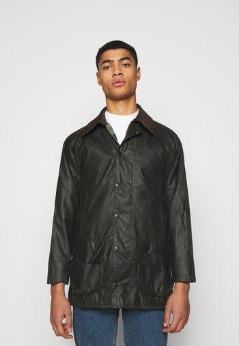 BEAUFORT JACKET - Krátký kabát - sage