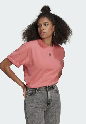 TEE - Basic T-shirt - hazy rose
