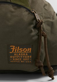 Filson - DUFFLE BACKPACK - Rucksack - ottergreen - 7