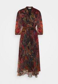 Derhy - EQUIVOQUE ROBE - Maxi dress - black - 0
