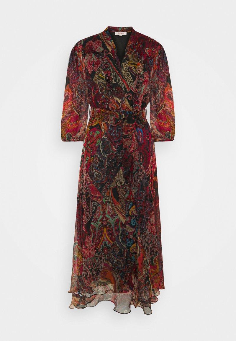 Derhy - EQUIVOQUE ROBE - Maxi dress - black