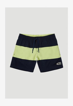 Swimming shorts - sunny lime