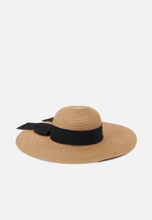 TIGERPERCH - Hat - medium natural/gold-coloured/black