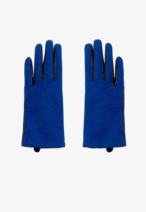 KOMBINIERTE - Gloves - blue