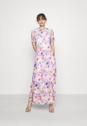 MALISSA - Maxi dress - lavender