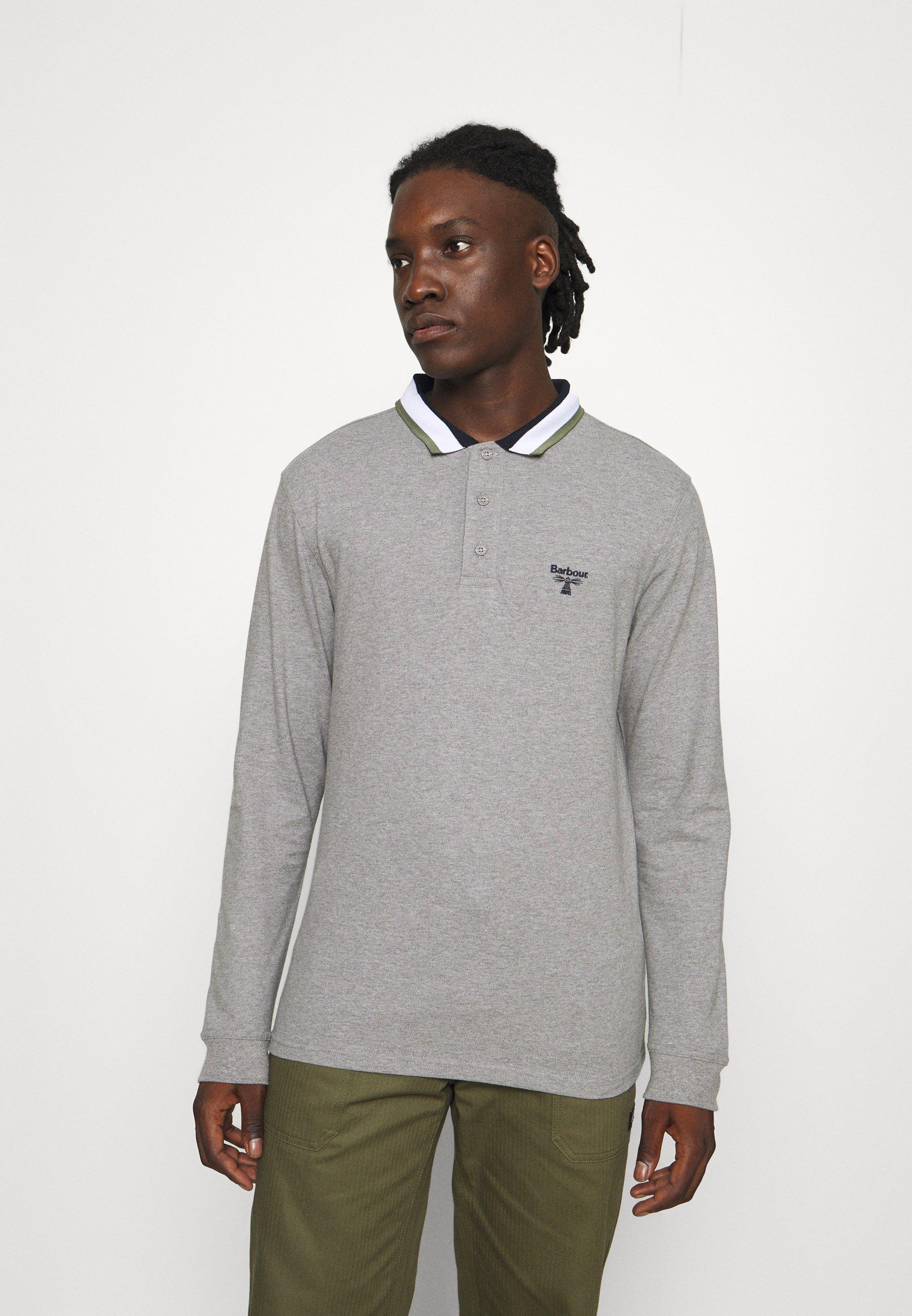 Men DAVIS TIPPED COLLAR - Polo shirt