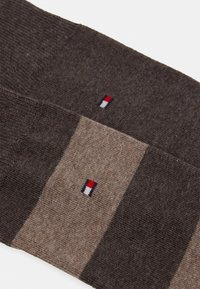 Tommy Hilfiger - 2 PACK - Chaussettes - brown - 1