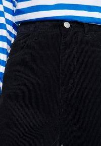 Carhartt WIP - NEWPORT COVENTRY PANT - Trousers - dark navy - 4