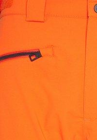 J.LINDEBERG - TRUULI SKI PANT - Snow pants - juicy orange - 6