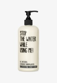 STOP THE WATER WHILE USING ME! - CONDITIONER 500ML - Conditioner - lavender sandalwood regenerating - 0