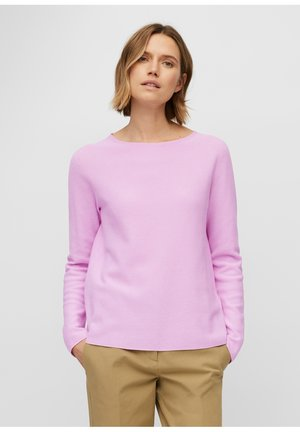 SOLID, STRUCT - Sweatshirt - breezy lilac