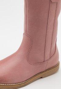 Froddo - MAXINE TEX NARROW FIT - Boots - pink - 5