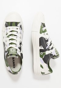Converse - CHUCK TAYLOR ALL STAR - Sneakers basse - egret/moonstone violet - 1