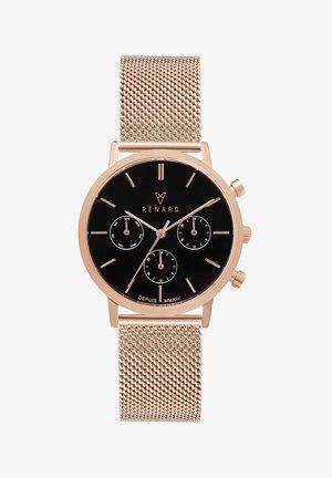 Horloge - roségold