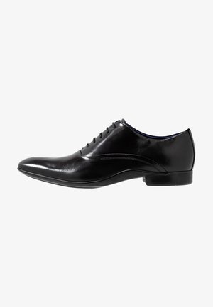 ODILY - Smart lace-ups - noir