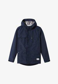 Vans - MN DRILL CHORE COAT 3L - Waterproof jacket - dress blues - 4