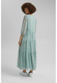 Esprit - Maxi dress - turquoise - 2